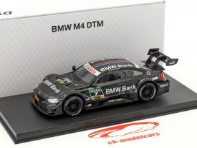 BMW M4 DTM #7 DTM 2017 Bruno Spengler BMW Team RBM 1:43 RMZ