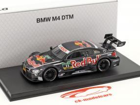 BMW M4 DTM #11 DTM 2017 Marco Wittmann BMW Team RMG 1:43 Herpa