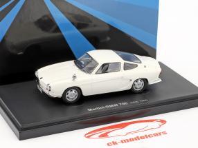 Martini-BMW 700 Type 4 year 1964 white 1:43 AutoCult