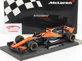 Stoffel Vandoorne McLaren MCL32 #2 Chine GP formule 1 2017 1:18 Minichamps