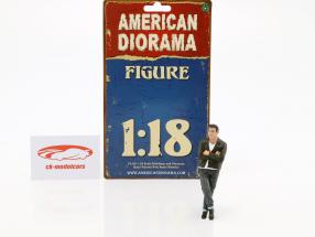 50s Style figure I 1:18 American Diorama