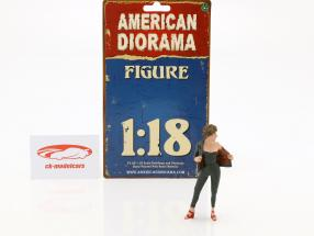 50s Style figura II 1:18 American Diorama