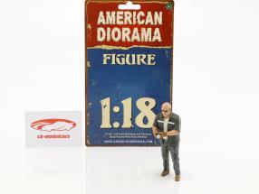Figur Mr. Frabricator 1:18 American Diorama