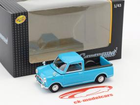 Mini Pick Up bleu clair 1:43 Cararama