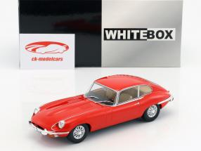 Jaguar E-Type year 1962 red 1:24 WhiteBox