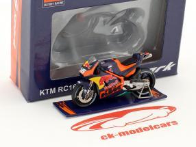 Mika Kallio KTM RC16 #36 Spanish GP MotoGP 2016 1:43 Spark