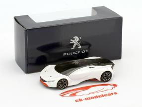 Peugeot Vision GT year 2015 white 1:64 Norev