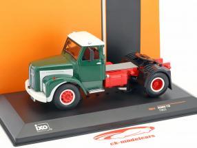 Scania 110 tractor year 1953 green / white 1:43 Ixo