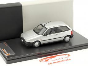 Fiat Tipo 3-Türer Baujahr 1995 silber 1:43 Premium X