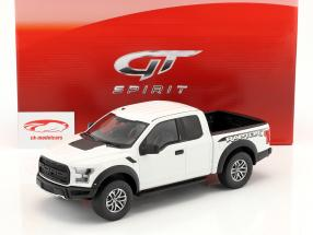 Ford F150 Raptor année de construction 2016 Oxford blanc 1:18 GT-Spirit