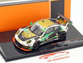 Porsche 911 GT3 R #28 vincitore GTD classe 24h Daytona 2017 Alegra Motorsports 1:43 Ixo