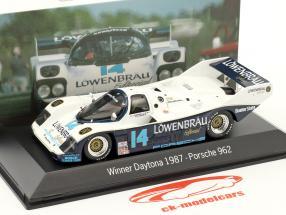 Porsche 962 #14 vencedor 24h Daytona 1987 Holbert Racing 1:43 Spark