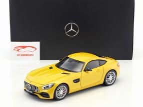 Mercedes-Benz AMG GT S coupé (C190) solaire faisceau 1:18 Norev
