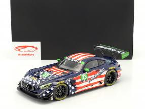 Mercedes-Benz AMG GT3 #33 6h Watkins Glen IMSA 2017 Team Riley Motorsports 1:18 Norev