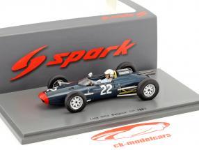 Lucien Bianchi Lola Mk4 #22 belgium GP formula 1 1963 1:43 Spark