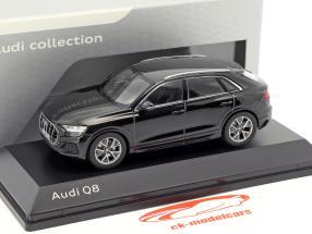 Audi Q8 Orca noir 1:43 Norev