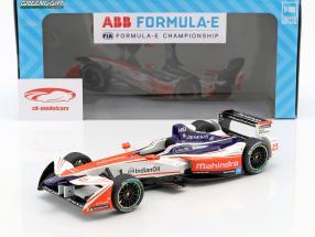 Nick Heidfeld Mahindra M4Electro #23 Formel E 2017/2018 1:18 Greenlight