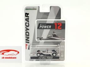Will Power Chevrolet #12 IndyCar Series 2018 Team Penske 1:64 Greenlight