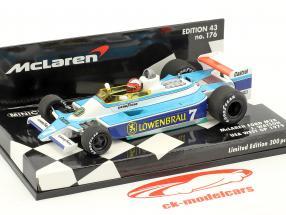 John Watson McLaren M28 #7 USA ouest GP formule 1 1979 1:43 Minichamps
