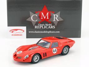 Ferrari 250 GT Drogo #44 4e 500km Spa 1963 Langlois van Ophem, Bianchi 1:18 CMR