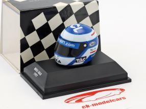 Mika Salo Tyrrell 025 formule 1 1997 casque 1:8 Minichamps