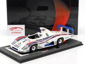 Porsche 936/78 Turbo #6 2 ° 24h LeMans 1978 Wollek, Barth, Ickx con vetrina 1:18 BBR