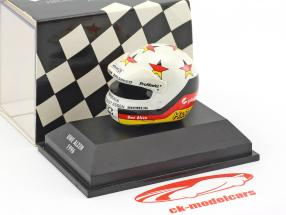 Uwe Alzen ITC 1996 Zakspeed Team Opel Helm 1:8 Minichamps