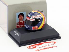 Heinz-Harald Frentzen Williams FW20 formula 1 1998 casco 1:8 Minichamps