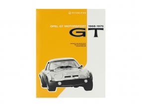 livro: Opel GT Motorsport 1968-1975 de M. van Sevecotte / D. Kurzrock / S. Müller