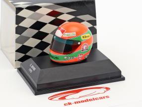 Eddie Irvine formule 1 1995 casque 1:8 Minichamps / 2. élection