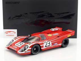 Porsche 917K #23 vincitore 24h LeMans 1970 Attwood, Herrmann 1:12 Minichamps