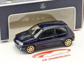 Renault Clio Williams year 1993 Jet Car blue metallic 1:43 Norev