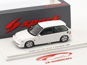 Honda Civic EF3 Group A Racing Car 1988 1:43 Spark