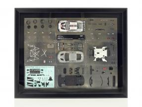 Diorama from B.O.M.: BENTLEY GT3 #7 GT Asia Series 2015 1:43 Almost Real