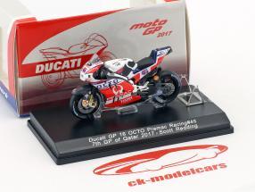 Scott Redding Ducati GP16 #45 Qatar MotoGP 2017 1:43 Spark