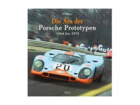 Livro: O Época o Porsche Protótipos - 1964 para 1973