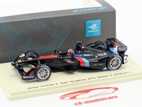 S. Sarrazin Venturi VM200-FE-02 #4 Hong Kong ePrix formule E 2016/2017 1:43 Spark