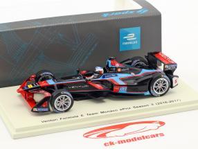 Maro Engel Venturi VM200-FE-02 #5 monaco ePrix formula E 2016/2017 1:43 Spark