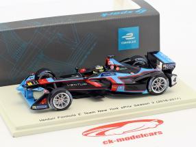 T. Dillmann Venturi VM200-FE-02 #4 New York ePrix formule E 2016/2017 1:43 Spark