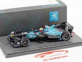 O. Turvey NextEV NIO 700R #88 New York ePrix formula E 2016/2017 1:43 Spark