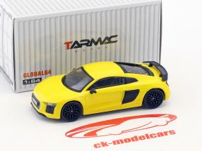 Audi R8 V10 Plus vegas gelb 1:64 Tarmac Works