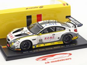BMW M6 GT3 #99 vincitore 24h Spa 2016 Rowe Racing 1:43 Spark