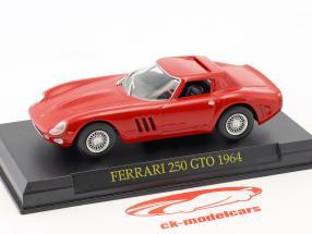 Ferrari 250 GTO année de construction 1964 rouge 1:43 Altaya