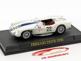 Ferrari 250TR #22 24h LeMans 1958 Hugus / Erickson 1:43 Altaya