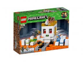 LEGO® Minecraft™ Die Totenkopfarena