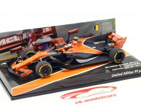 Stoffel Vandoorne McLaren MCL32 #2 Australië GP formule 1 2017 1:43 Minichamps
