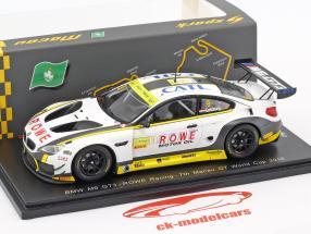 BMW M6 GT3 #9 7 FIA GT World Cup Macau 2017 Nicky Catsburg 1:43 Spark