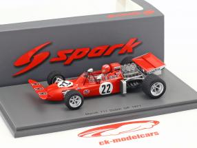 Skip Barber March 711 #22 Niederlande GP Formel 1 1971 1:43 Spark