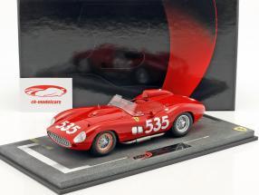 Ferrari 315 S #535 vencedor Mille Miglia 1957 Piero Taruffi 1:18 BBR