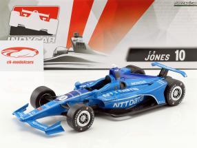 Ed Jones Honda #10 IndyCar Series 2018 Chip Ganassi Racing 1:18 Greenlight